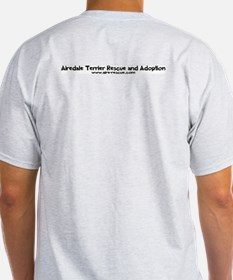 AIREDALE RESCUE & ADOPTION T-Shirt