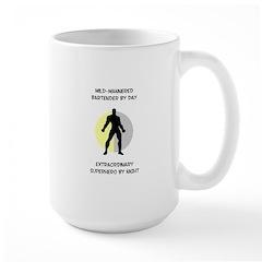 Bartending Superhero Mug