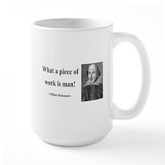 Shakespeare 21 Mug