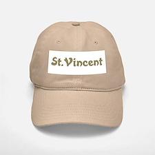 St. Vincent Baseball Baseball Cap