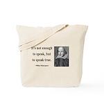 Shakespeare 22 Tote Bag