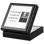 Shakespeare 22 Keepsake Box