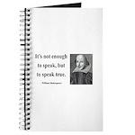 Shakespeare 22 Journal