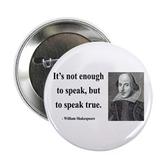 """Shakespeare 22 2.25"""" Button (10 pack)"""