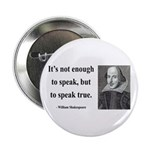 """Shakespeare 22 2.25"""" Button (100 pack)"""