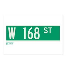 168th Street in NY Postcards (Package of 8)
