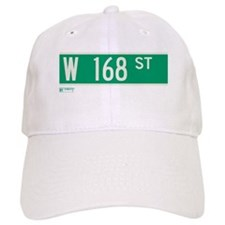 168th Street in NY Baseball Cap