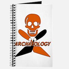 Skull & Crossed Trowels Journal
