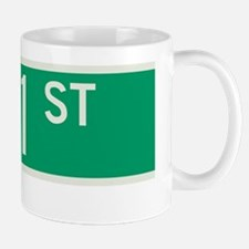 171st Street in NY Mug