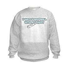Florida Baseball Daddy Sweatshirt