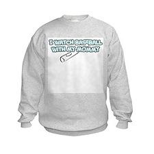 Florida Baseball Mommy Sweatshirt