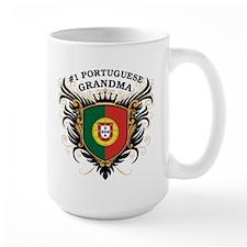 Number One Portuguese Grandma Mug