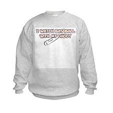 Detroit Baseball Daddy Sweatshirt