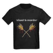 Wheat Is Murder T