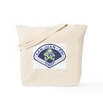San Juan FBI SWAT Tote Bag