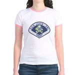 San Juan FBI SWAT Jr. Ringer T-Shirt