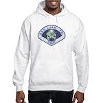San Juan FBI SWAT Hooded Sweatshirt