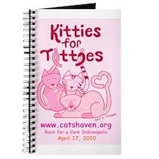 Team Kitties for Titties Journal