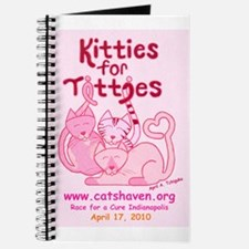 Team Kitties for Titties Journal