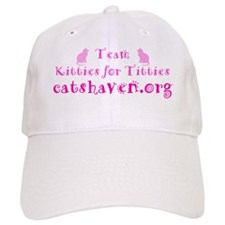 Team Kitties for Titties Baseball Cap
