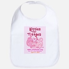 Team Kitties for Titties Bib