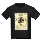 Bonnie Parker Kids Dark T-Shirt