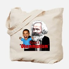 Reject Obammunism anti-Obama Tote Bag