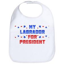 Labrador PRESIDENT Bib