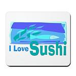 Sushi Mousepad
