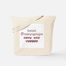 ENT Tote Bag
