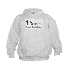 Future Breakdancer blues Hoodie