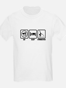 Eat, Sleep, Gymnastics T-Shirt