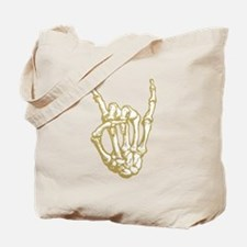 Rock in Bone Tote Bag