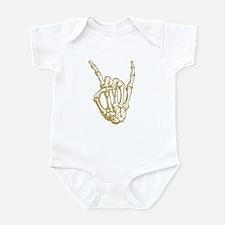 Rock in Bone Infant Bodysuit