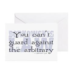 Borkowski's Law Greeting Cards (Pk of 10)