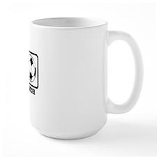 Eat, Sleep, Soccer Mug