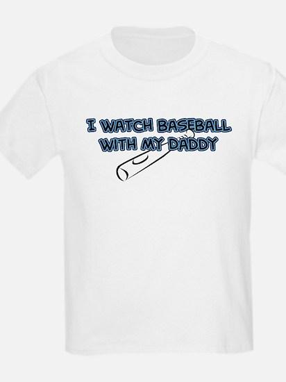 Tampa Bay Baseball Daddy T-Shirt