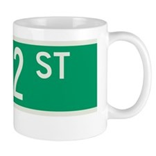 182nd Street in NY Mug