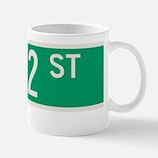 182nd Street in NY Mug