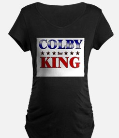 COLBY for king T-Shirt