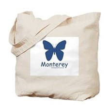 Monterey Butterfly - Tote Bag