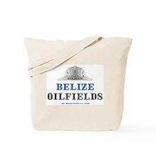 Belize Oilfields Tote Bag