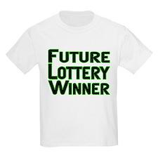 Future Lottery Winner T-Shirt