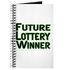 Future Lottery Winner Journal