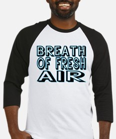 Fresh Air Baseball Jersey