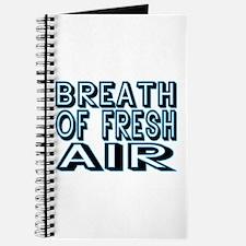 Fresh Air Journal