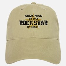 Arizonian Rock Star Baseball Baseball Cap