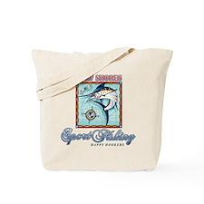 MARLIN JUMP Tote Bag