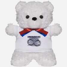 CORRECTION'S OFFICER PRAYER Teddy Bear
