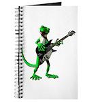 Electric Guitar Gecko Journal